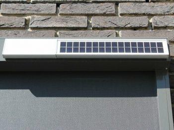 zonne-energie zonwering